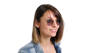 Ray-Ban Round Evolve Or RB3447 9064/V8 50-21