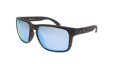 Oakley Holbrook XL Woodgrain Matt OO9417 19 59-18 Polarisierte Gläser 144,68 €