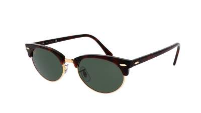 Ray-Ban Clubmaster Oval Écaille RB3946 1304/31 52-19 75,90 €