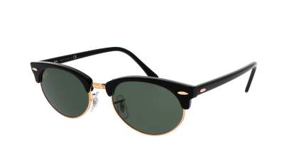 Ray-Ban Clubmaster Oval Noir RB3946 1303/31 52-19 56,90 €