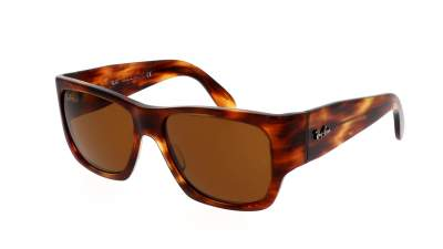 Ray-Ban Nomad Striped Havana RB2187 954/33 54-17 102,37 €