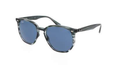 Ray-Ban RB4306 6432/80 54-19 Striped Blue Havana 87,90 €