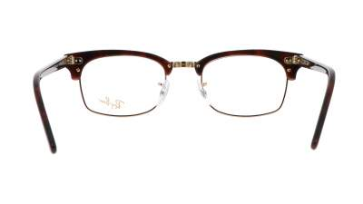 Ray-Ban Clubmaster Square Mock Tortoise RX3916 RB3916V 8058 52-21