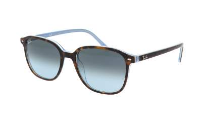 Ray-Ban Leonard RB2193 1316/3M 53-18 Top Havana on Light Blue 93,90 €