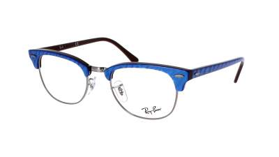 Ray-Ban Clubmaster Optics Bleu RX5154 RB5154 8052 49-21