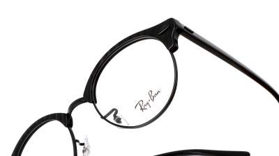 Ray-Ban Clubround Wrinkled Optics RX4246 RB4246V 8049 -49-19