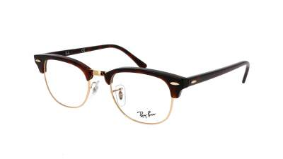 Ray-Ban Clubmaster Optics Écaille RX5154 RB5154 8058 49-21 93,90 €