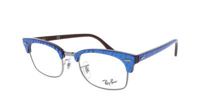Ray-Ban Clubmaster Square Wrinkled blue RX3916 RB3916V 8052 52-21 90,77 €