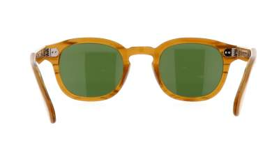 Moscot Lemtosh Blonde LEM 2001-46-AC-SUN-04 46-24 Medium