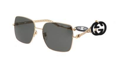 Gucci GG0724S 001 61-18 Gold 504,66 €