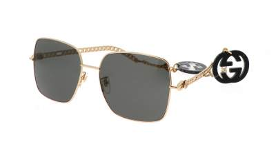 Gucci GG0724S 001 61-18 Or 508,90 €