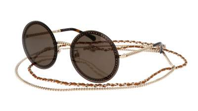 Chanel Chaîne Double Or CH4245 C463/3 58-18 495,00 €