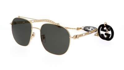 Gucci GG0727S 001 58-20 Or 449,95 €