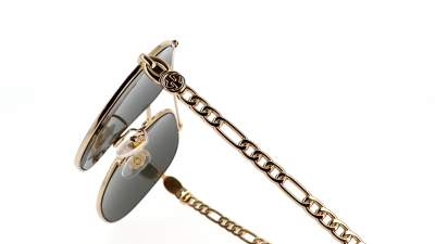 Gucci GG0727S 001 58-20 Or