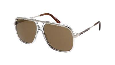 Gucci GG0200S 007 57-14 Transparent 235,92 €