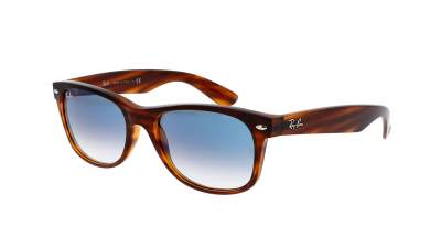Ray-Ban New Wayfarer Striped red havana RB2132 820/3F 55-18 93,90 €