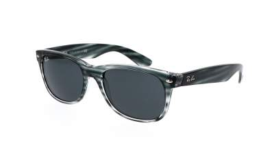 Ray-Ban New Wayfarer Striped Blue Havana RB2132 6432/R5 55-18 87,90 €