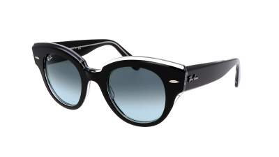 Ray-Ban Roundabout Schwarz RB2192 1294/3M 47-22 105,02 €