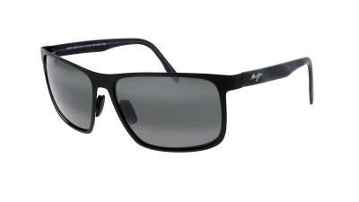 Maui Jim Wana Schwarz Matt 846-2M 61-16 Polarisierte Gläser 255,75 €