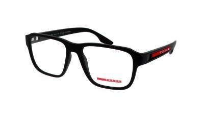 Prada Linea Rossa PS04NV DG0-1O1 54-19 Black Rubber 125,84 €