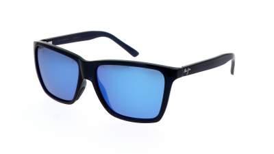 Maui Jim Cruzem Dark Translucent Blue B864-03 57-16 Polarisierte Gläser 190,30 €