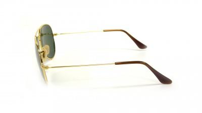 Ray-Ban Aviator Titanium Gold RB8041 001 55-14