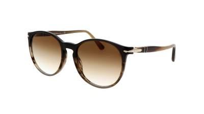 Persol PO3228S 1135/51 53-18 Striped Brown Grey 140,90 €