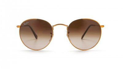 Ray-Ban Round Metal Or RB3447 9001/A5 47-21 Small