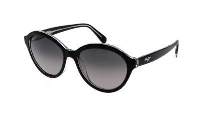 Maui Jim Mariana Schwarz GS828 02K 55-18 Polarisierte Gläser 255,75 €