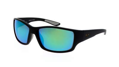 Maui Jim Local Kine Schwarz Matt GM810 27M 61-18 Polarisierte Gläser 190,30 €
