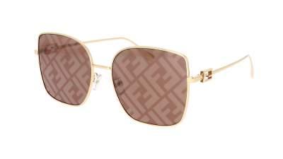 Fendi Baguette Gold FE40013U 30G 59-18 285,90 €