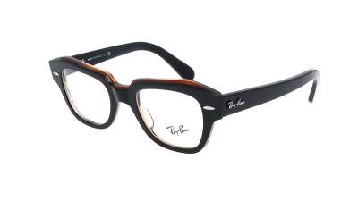 Ray-Ban State street Black on transparent brown RX5486 RB5486 8096 46-20 87,17 €
