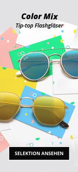 Ray-Ban Sonnenbrillen | Verspiegelte Gläser