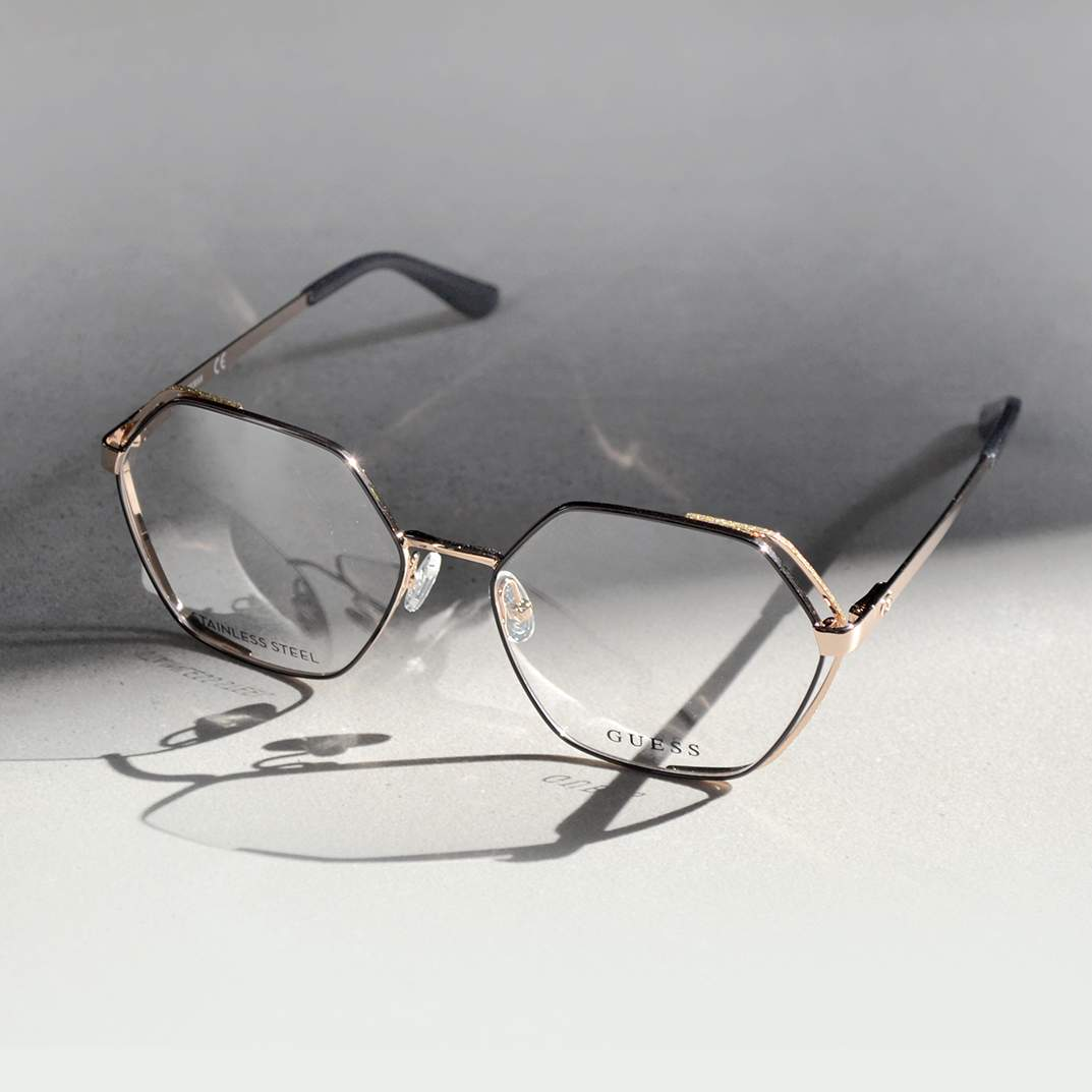 Eyeglasses : an eye on trends