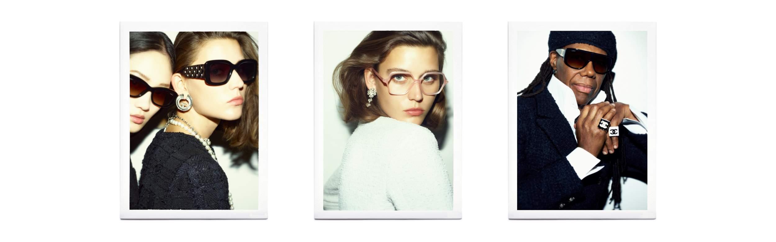 Chanel Eyeglasses & Frames | Luxury