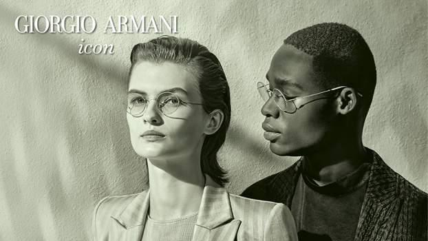 Giorgio Armani icon Tortoise AR112MJ 3259 49-22