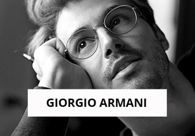 Giorgio Armani eyeglasses