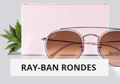 Lunettes de soleil - Ray-Ban rondes